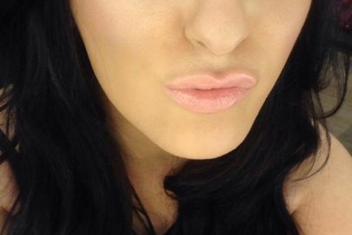 Actualmente, no tiene empleo pero espera convertirse en la doble de Kim Kardashian. Foto:Facebook/Aicha Davies. Imagen Por: