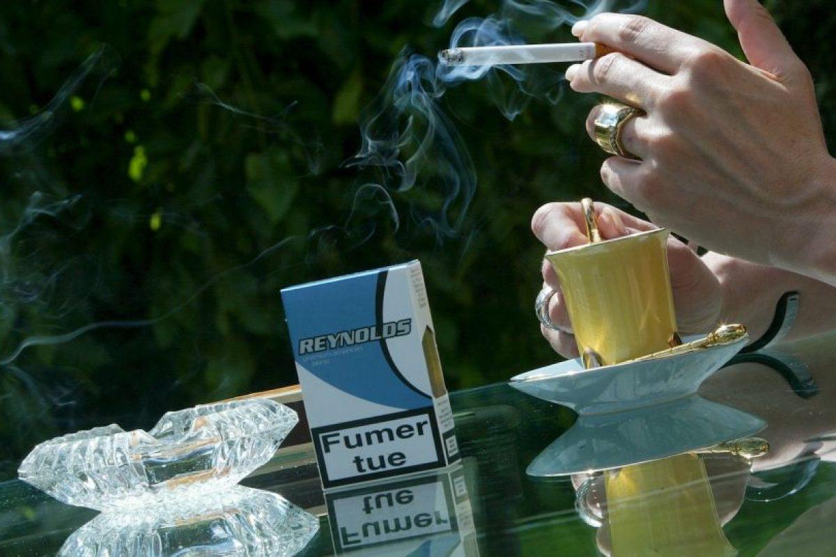 9. El tabaco mata a 6 millones de personas cada año en todo el mundo Foto:Getty Images. Imagen Por: