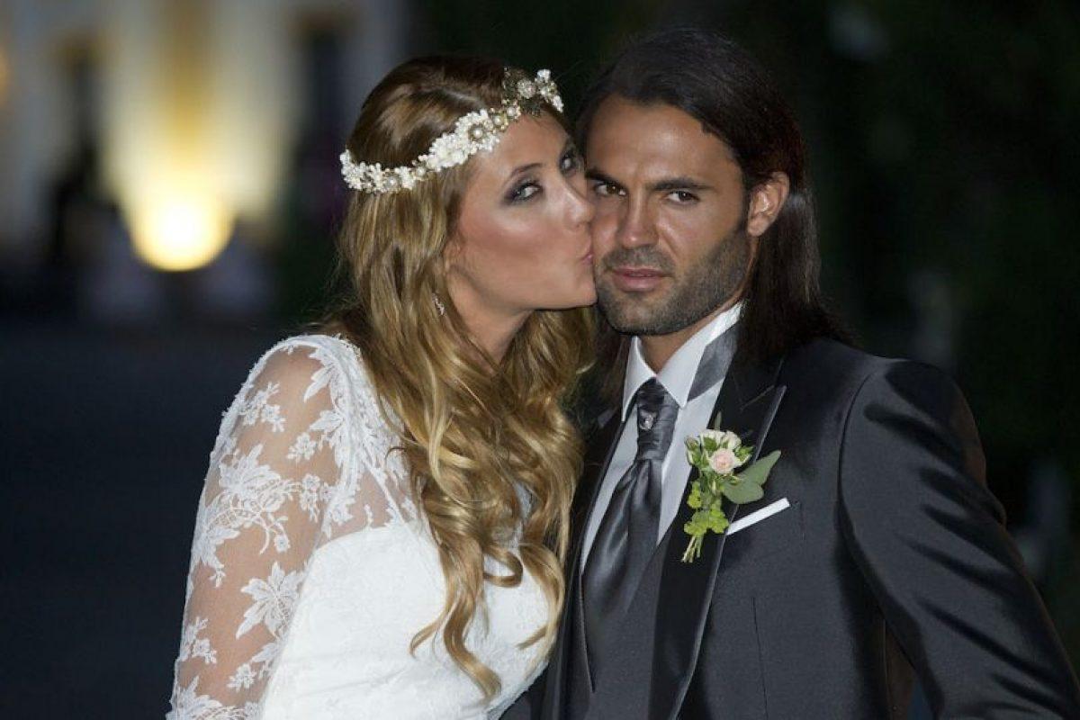 Sergio Sánchez y Elisabeth Reyes.. Imagen Por:
