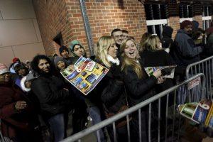"""Las ventas del Black Friday o """"Viernes Negro"""" se dan un día después de la celebración del Día de Acción de Gracias. Foto:Getty. Imagen Por:"""