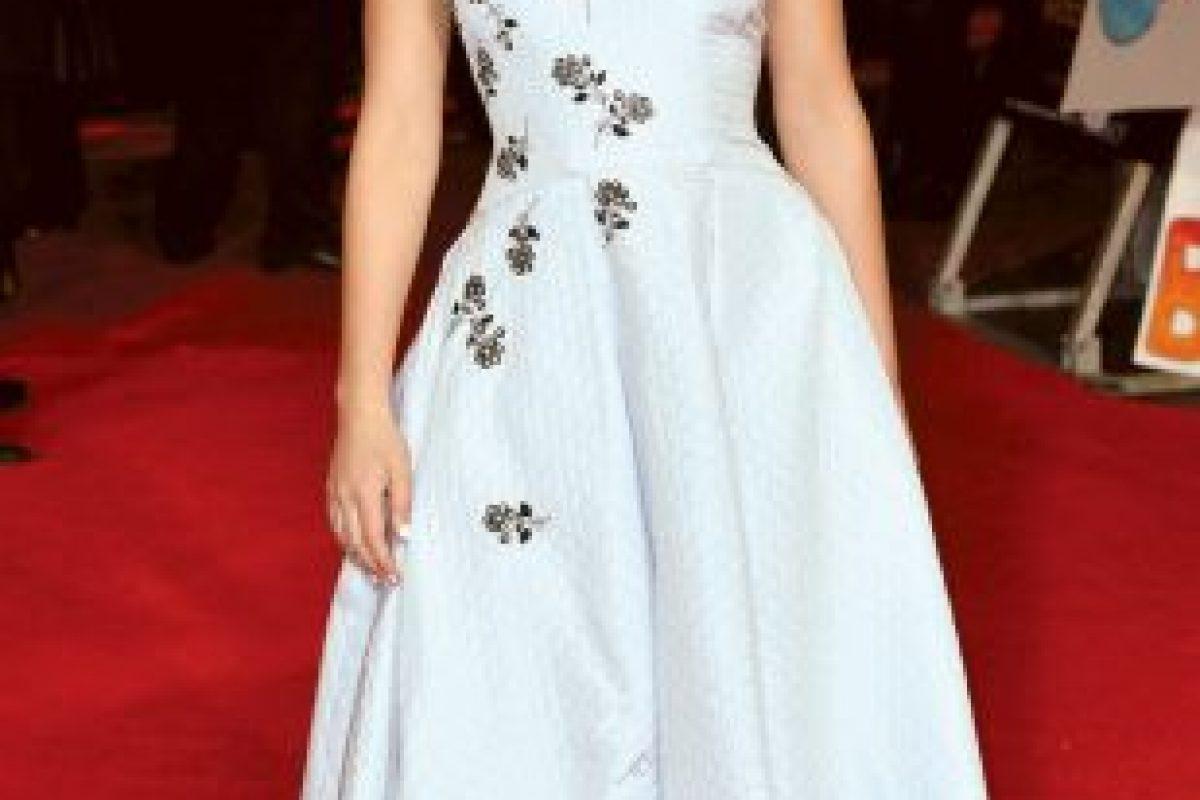 Es actriz de cine y televisión Foto:Getty Images. Imagen Por: