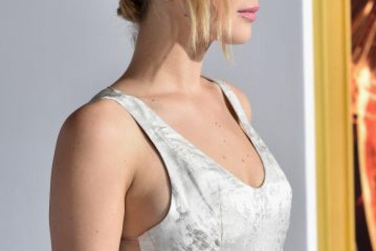 """Su actuación protagonista en """"Winter's Bone"""" le dio el reconocimiento de la crítica especializada Foto:Getty Images. Imagen Por:"""