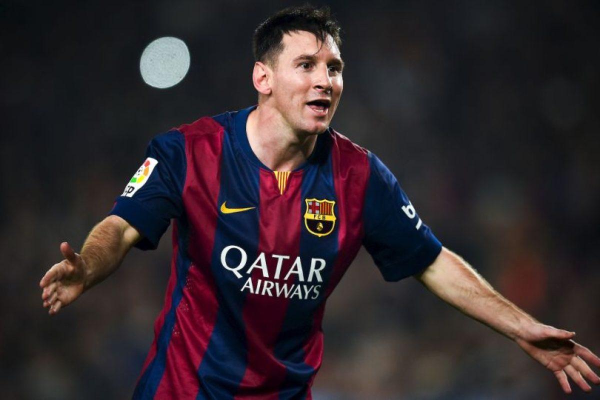 Lionel Messi sería uno de los delanteros Foto:Getty. Imagen Por:
