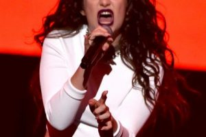 Lorde sigue consolidando su carrera musical Foto:Getty Images. Imagen Por: