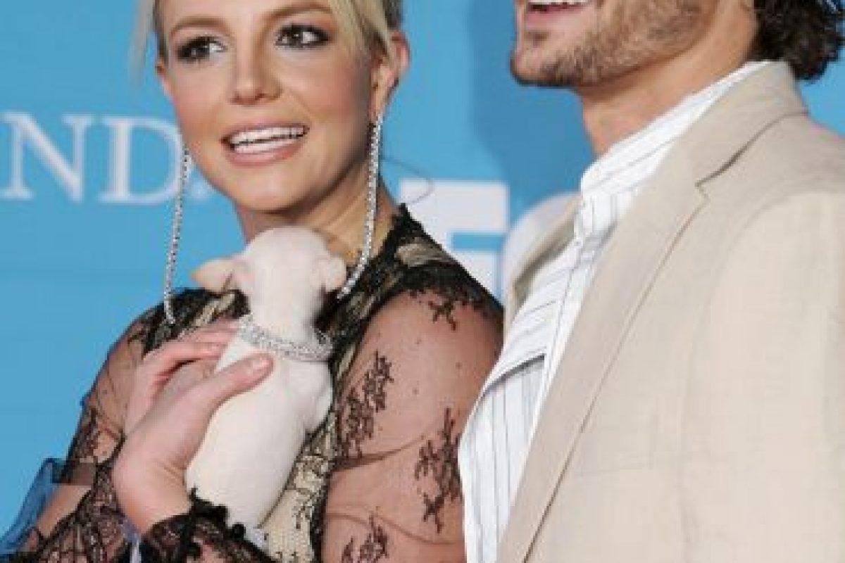 El divorcio de la pareja fue muy publicitado Foto:Getty Images. Imagen Por: