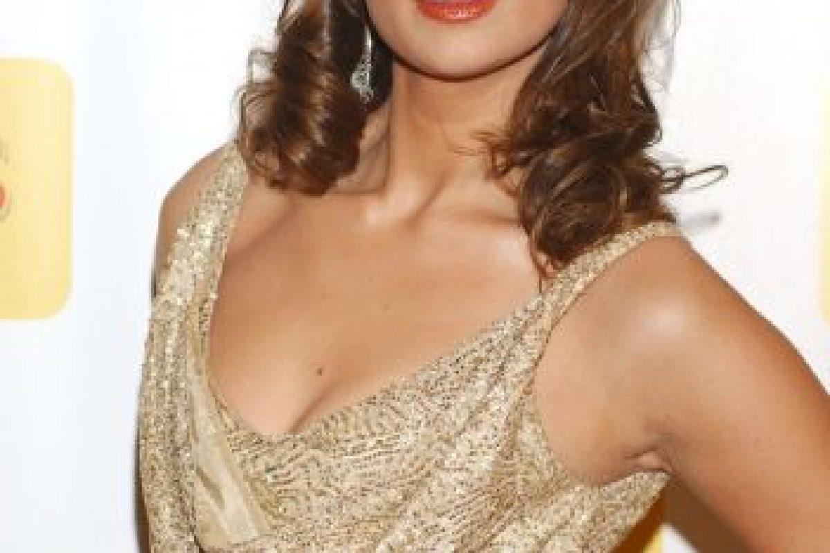 Eva González fue ganadora de Miss España en 2003. Foto:Getty Images. Imagen Por: