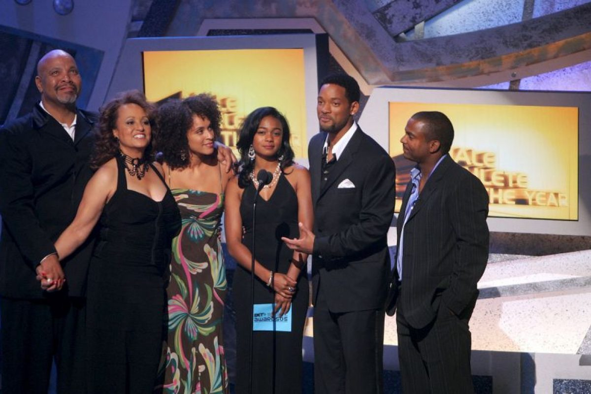 Aquí en una reunión que se realizó en 2005 Foto:Getty Images. Imagen Por: