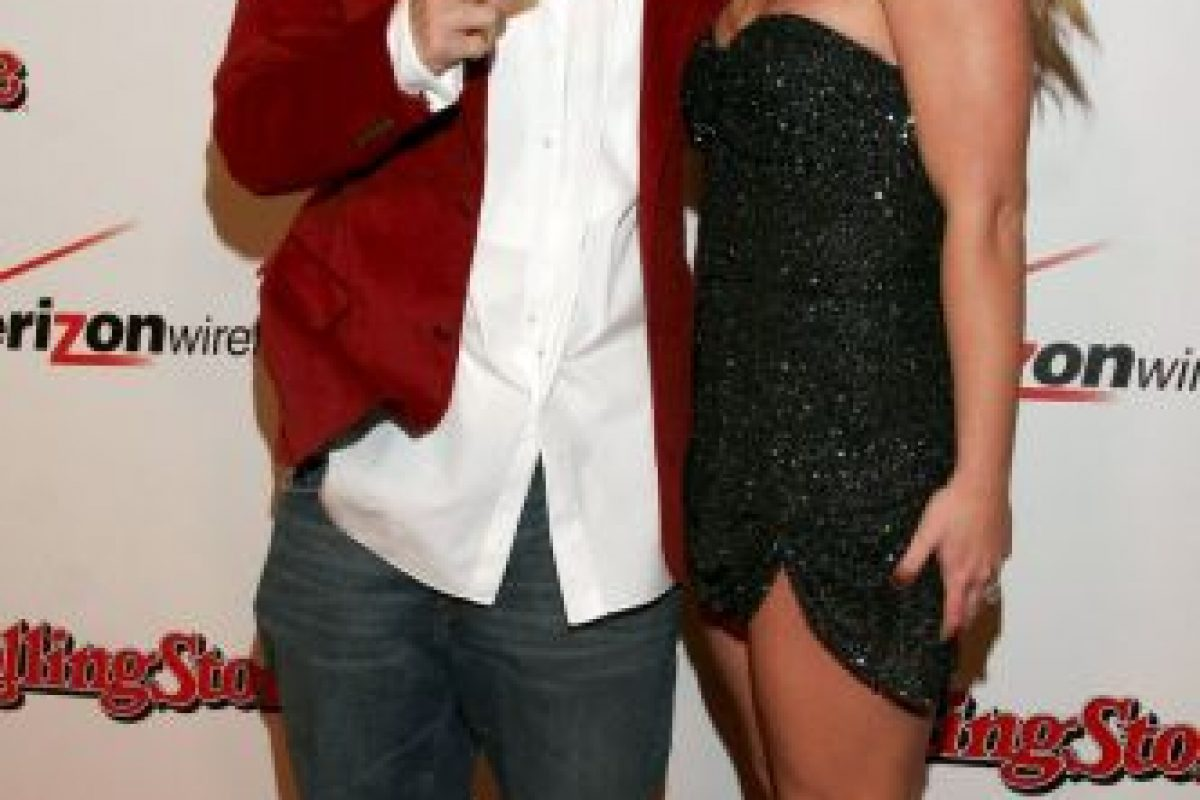 Pero su nombre comenzó a ser reconocido al casarse con Britney Spears Foto:Getty Images. Imagen Por: