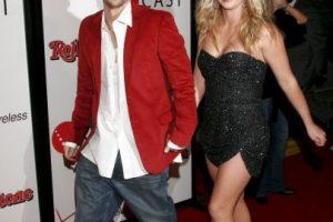 En julio de 2004, Federline y Spears anunciaron su compromiso, después de tres meses de noviazgo Foto:Getty Images. Imagen Por: