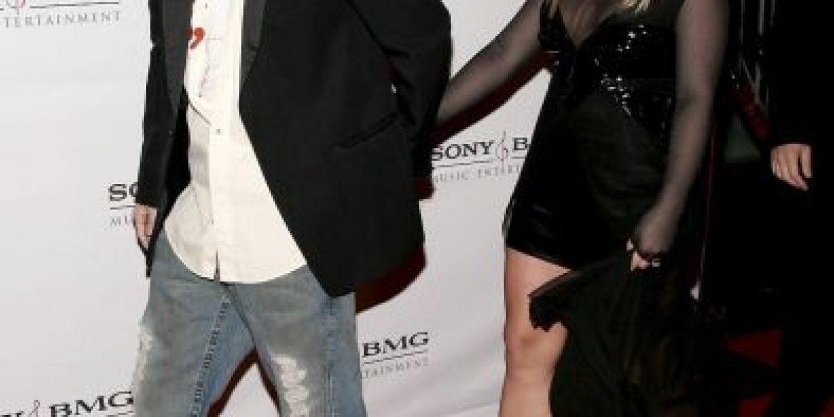 La escandalosa fotografía donde el ex de Britney Spears