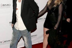 Kevin Federline y Britney Spears Foto:Getty Images. Imagen Por: