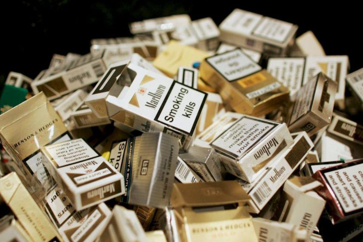 4. En el humo de tabaco hay unos 4000 productos químicos conocidos, de los cuales se sabe que, como mínimo, 250 son nocivos, y más de 50 cancerígenos para el ser humano. Foto:Getty Images. Imagen Por: