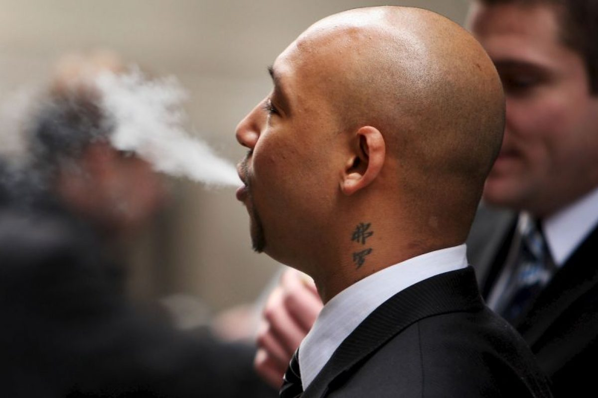 5. Casi la mitad de los niños del mundo respiran aire contaminado por humo de tabaco. Foto:Getty Images. Imagen Por: