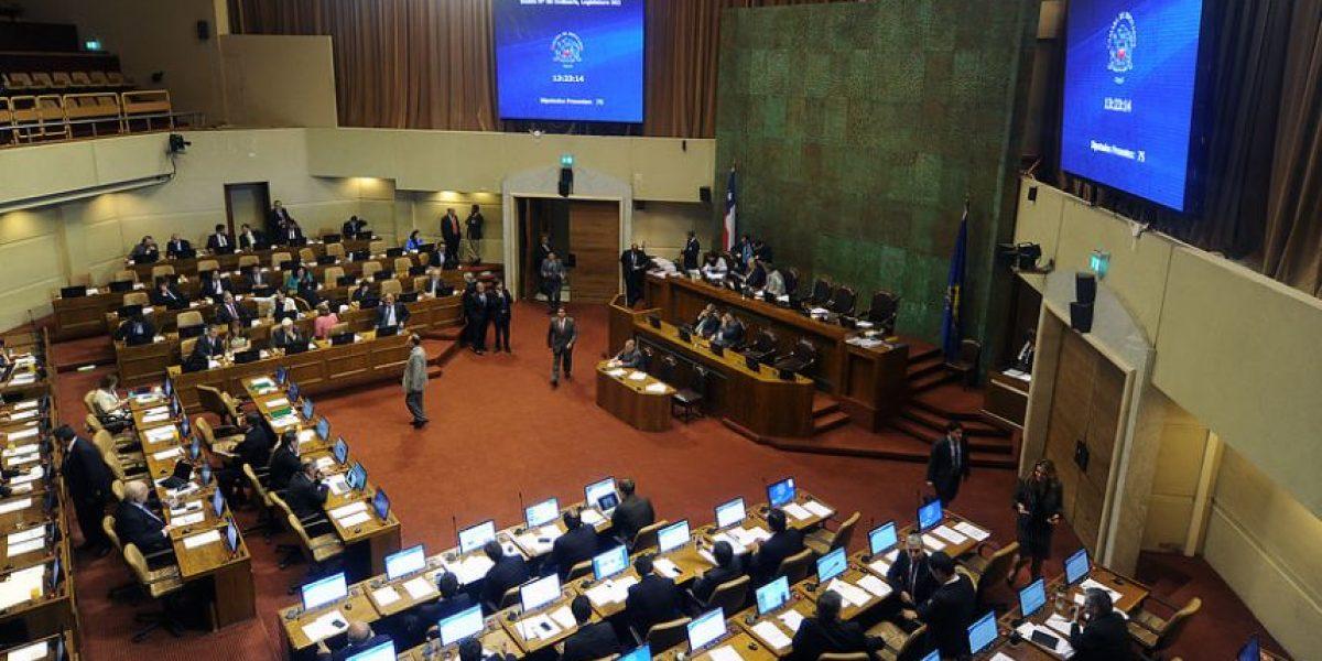Cámara de Diputados aprueba en general reajuste del 6% para el sector público