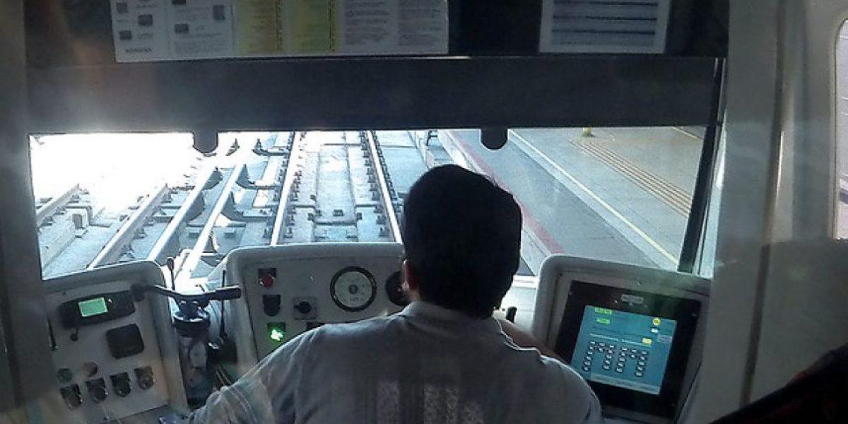 ¿Cómo funciona el sistema de pilotaje automático del Metro de Santiago?