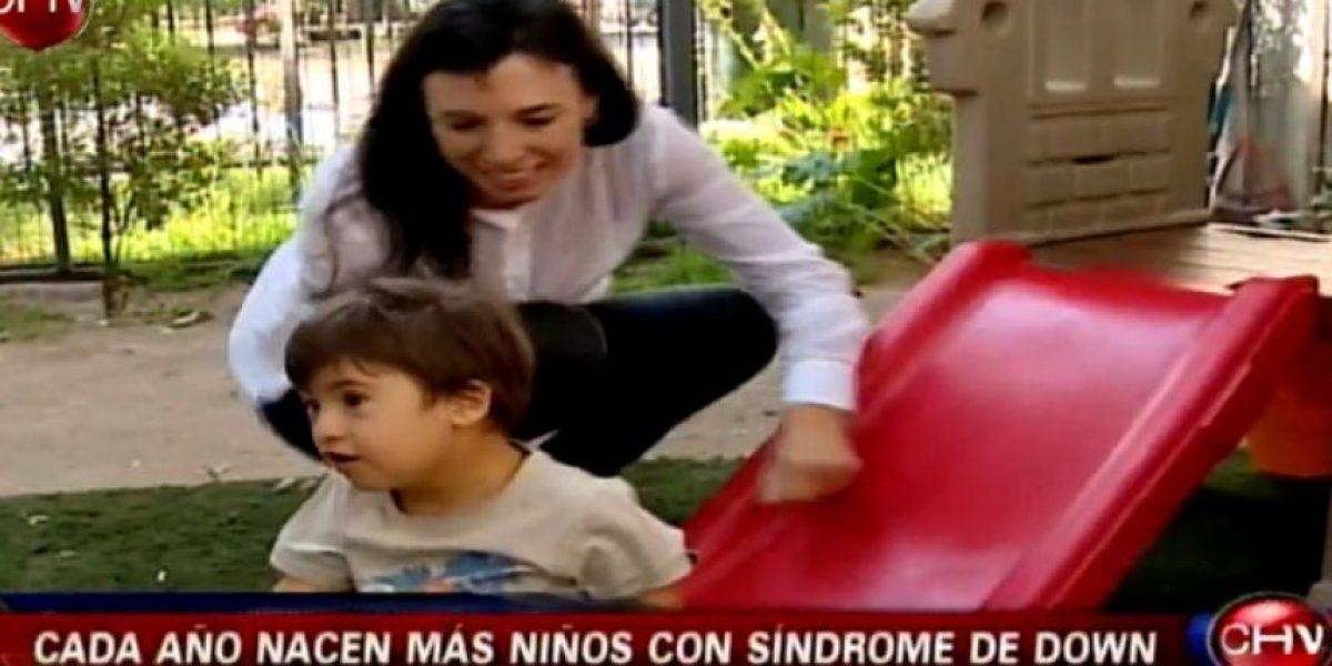 Aumentó el número de niños nacidos con Sindrome de Down en Chile