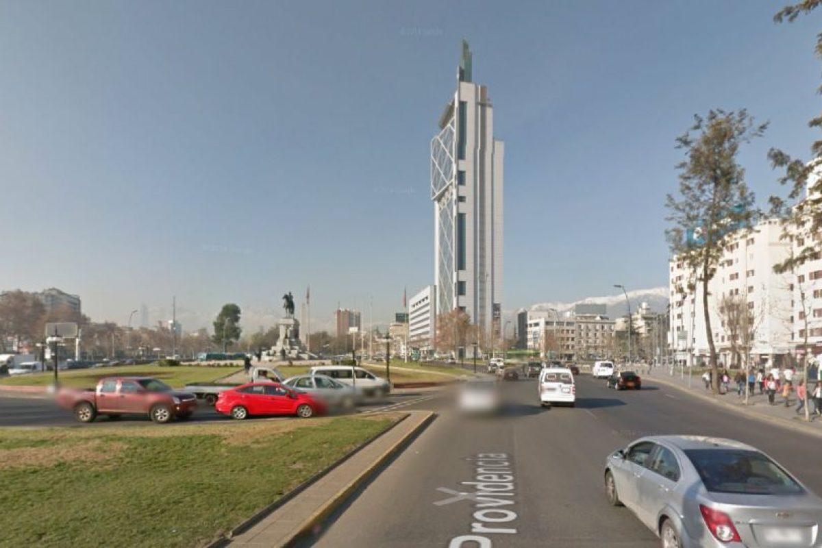 Y así se encuentra ahora este tradicional punto de encuentro de la capita. Foto:Google Street View. Imagen Por: