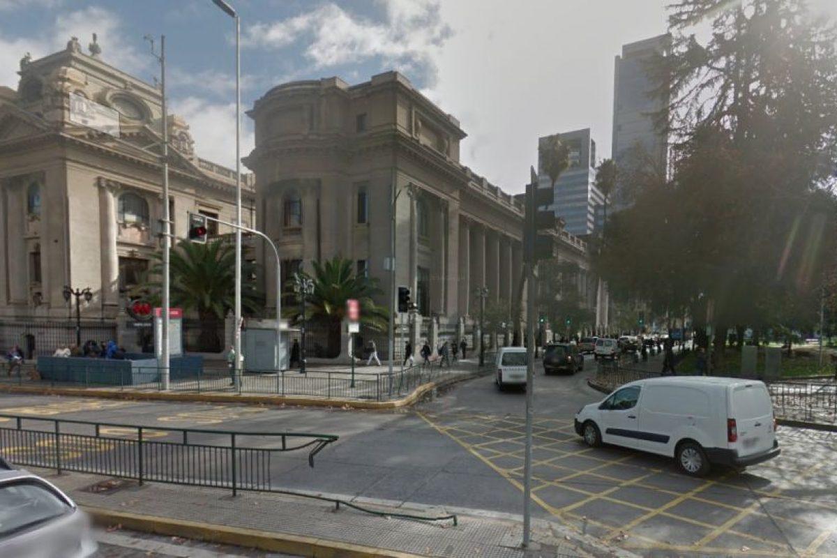 La misma esquina casi 100 años después. Imagen Por: