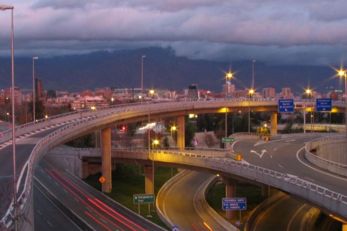 Así está en la actualidad esta intersección. Foto:Google Street View. Imagen Por: