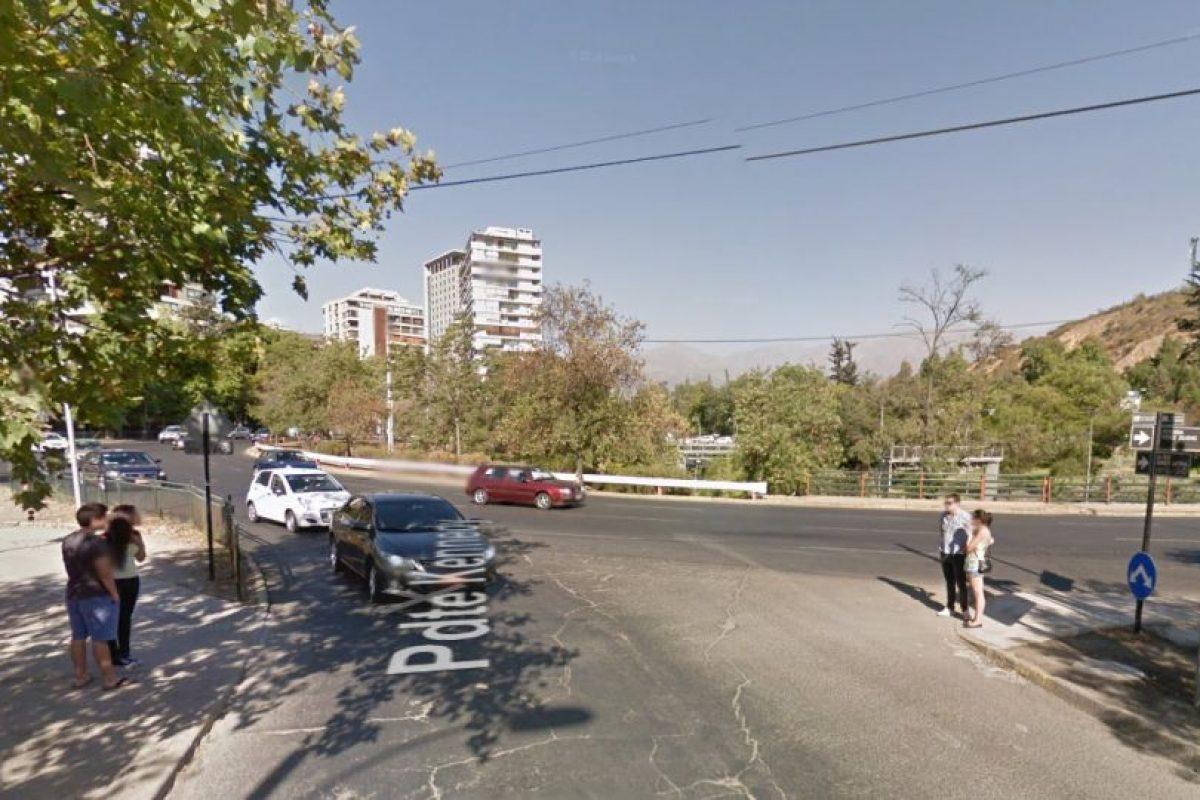 Así está el entorno de la rotonda Pérez Zujovic en la actualidad. Foto:Google Street View. Imagen Por: