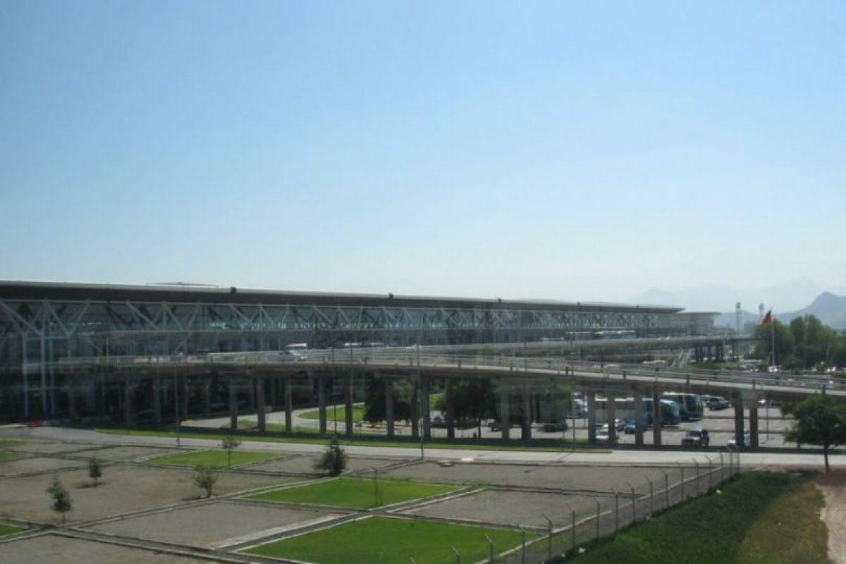 El aeropuerto en la actualidad Foto:Google Street View. Imagen Por: