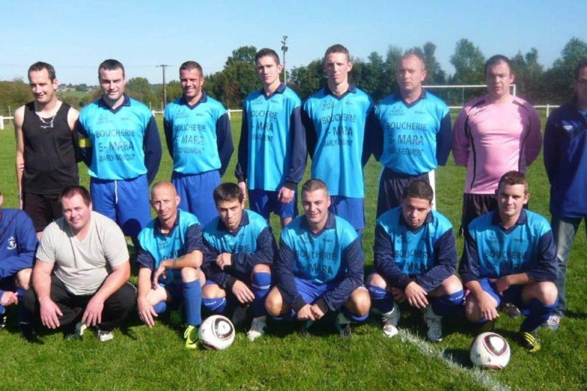 Eran 12 futbolistas y el portero se tuvo que ir por una emergencia Foto:http://asmg.footeo.com. Imagen Por: