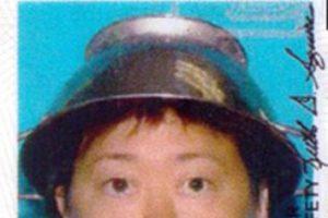 La ex actriz pronográfica, Asia Lemmon (también conocida como Asia Carrera), así posó para la fotografía de su licencia de conducir Foto:vía facebook.com/asiacarreralemmon. Imagen Por: