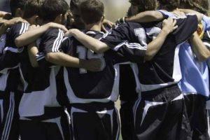 El equipo amateur de Francia llegó con muchas ausencias a su partido ante el Tipigny Foto:http://asmg.footeo.com. Imagen Por: