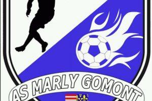 El logo del Garly-Gormont Foto:http://asmg.footeo.com. Imagen Por: