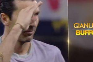 En la portería colocó al italiano Gianluigi Buffon Foto:Youtube: PSG – Paris Saint-Germain. Imagen Por: