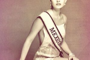 "Marisol González ganó el certamen ""Nuestra Belleza México"" en 2002. Foto:twitter.com/marisolglzz. Imagen Por:"