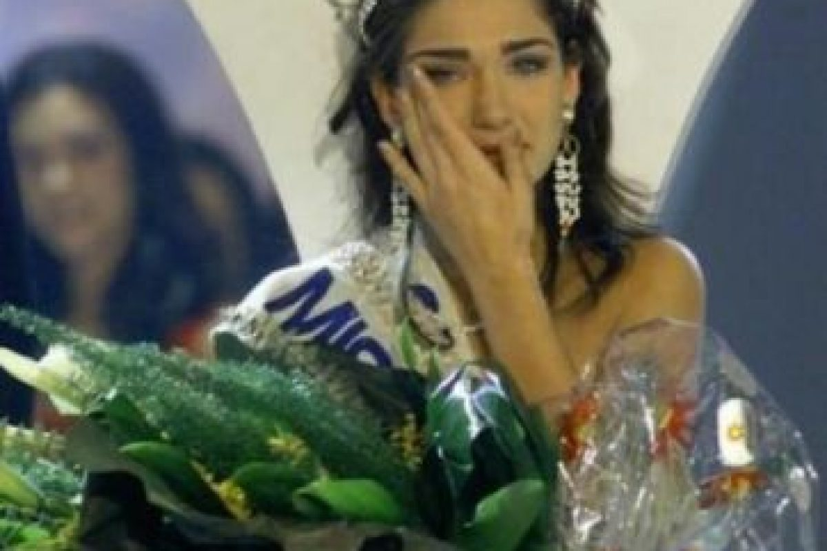 Lorena Bernal resultó ganadora de Miss España 1999. Foto:twitter.com/LoBer99. Imagen Por: