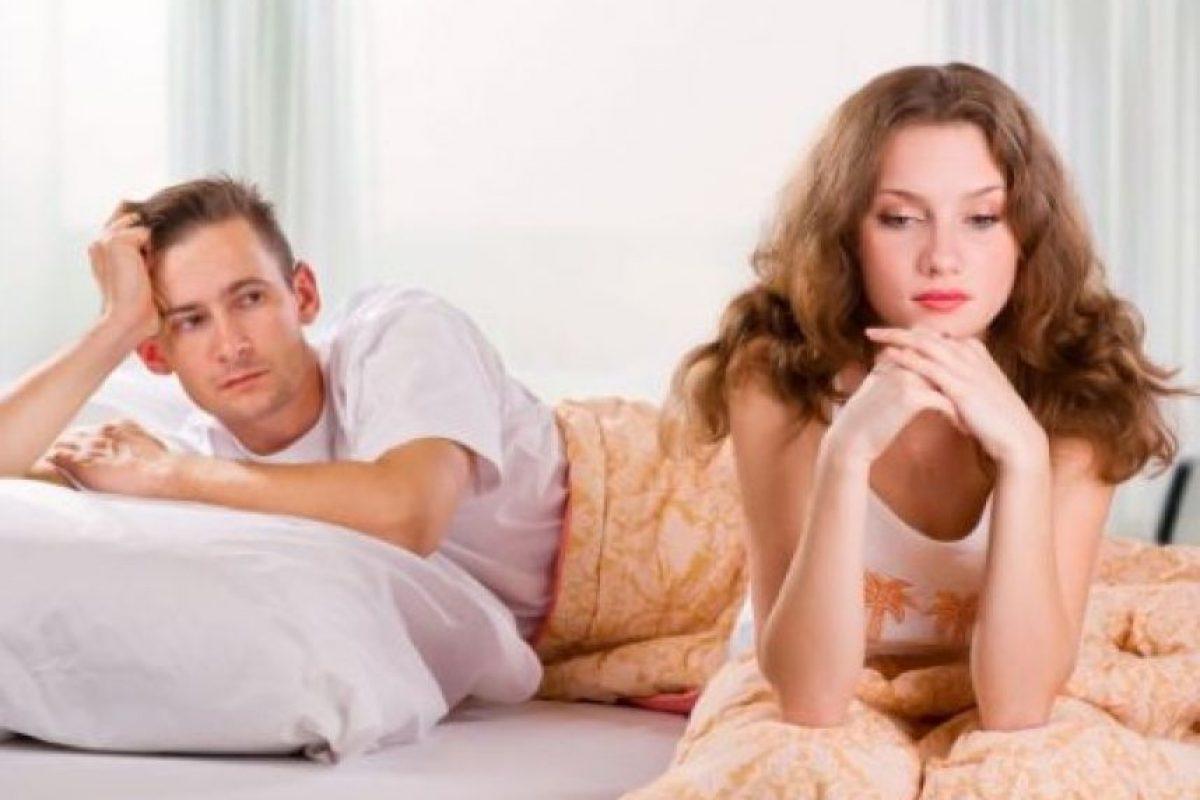 5. Cuando uno tiene deseo sexual y el otro no. Foto:Pixabay. Imagen Por:
