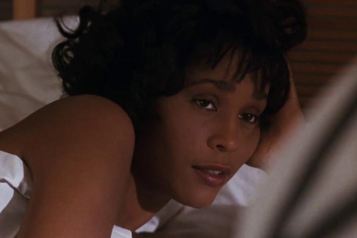 Diana Ross iba a ser la protagonista de la película, no Whitney Houston. Foto:Warner Bros. Imagen Por: