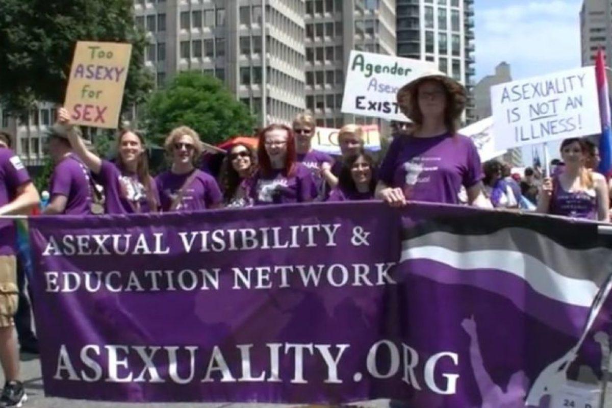 Sus relaciones son complicadas. Sobre todo si el otro no es asexual Foto:Tumblr. Imagen Por: