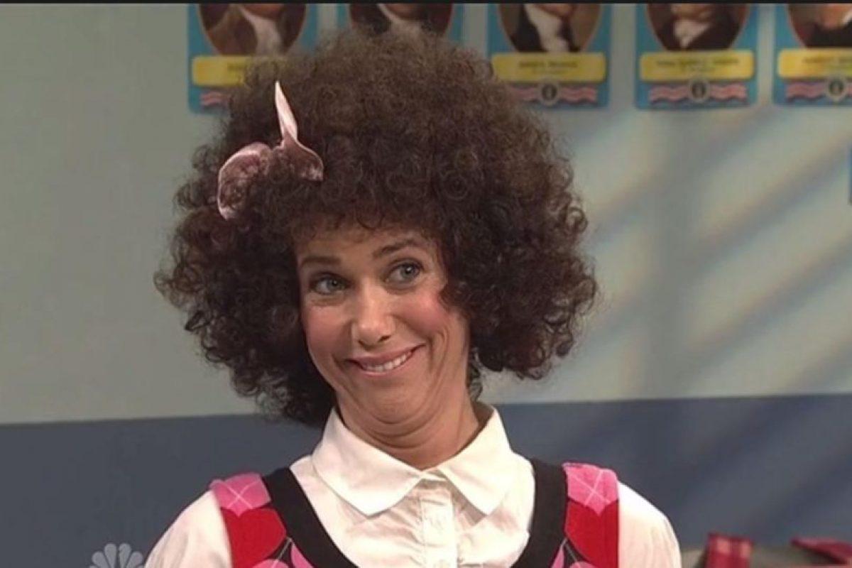 """Creen que necesitan de """"una persona real"""" como prostitutas para """"que se les quite eso"""" Foto:NBC. Imagen Por:"""