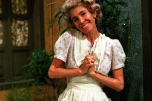 """Florinda Meza se hizo cargo del programa en los años 80 e hizo otros papeles, como el de """"La Chimotrufia"""" Foto:Televisa. Imagen Por:"""