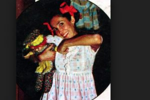 Está casada desde 2004 con Roberto Gómez Bolaños Foto:Televisa. Imagen Por:
