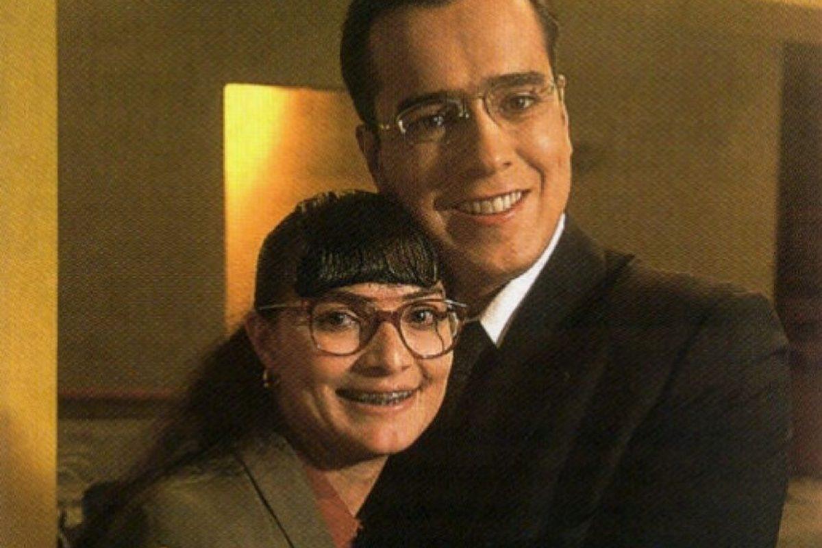 Ana María Orozco y Jorge Enrique Abello Foto:RCN Televisión. Imagen Por:
