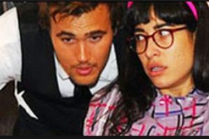 Giselle Itié y Bruno Ferraru Foto:Rede Record. Imagen Por: