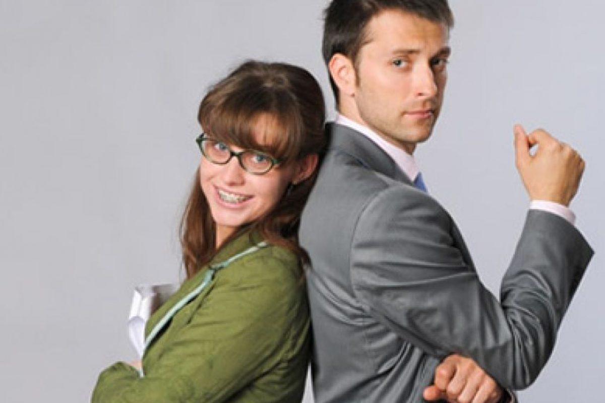 Julia Kamińska y Filip Bobek Foto:TVN. Imagen Por: