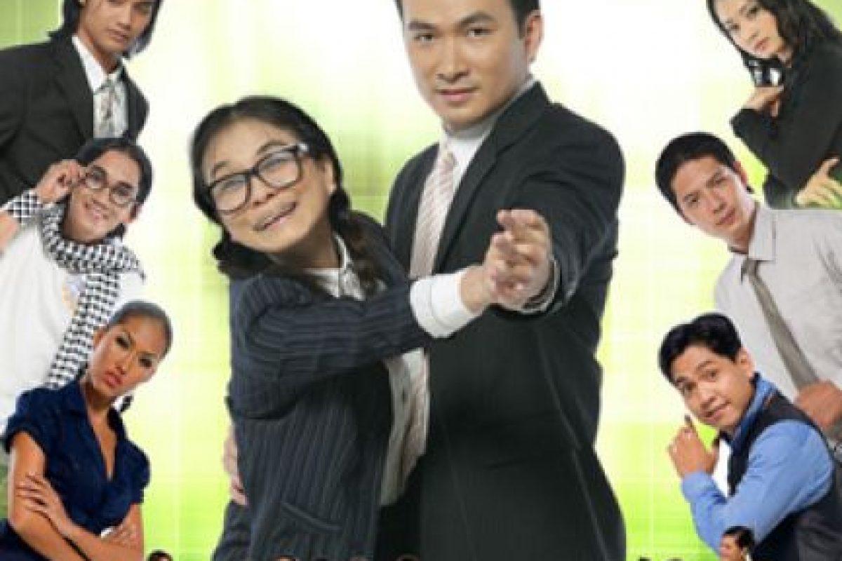 Nguyễn Ngọc Hiệp y Chi Bảo Foto:VTV. Imagen Por:
