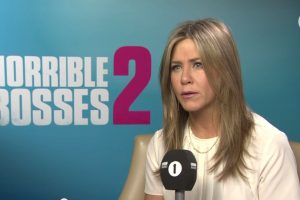 Es hija de los actores John Aniston y Nancy Dow Foto:BBC Radio 1. Imagen Por: