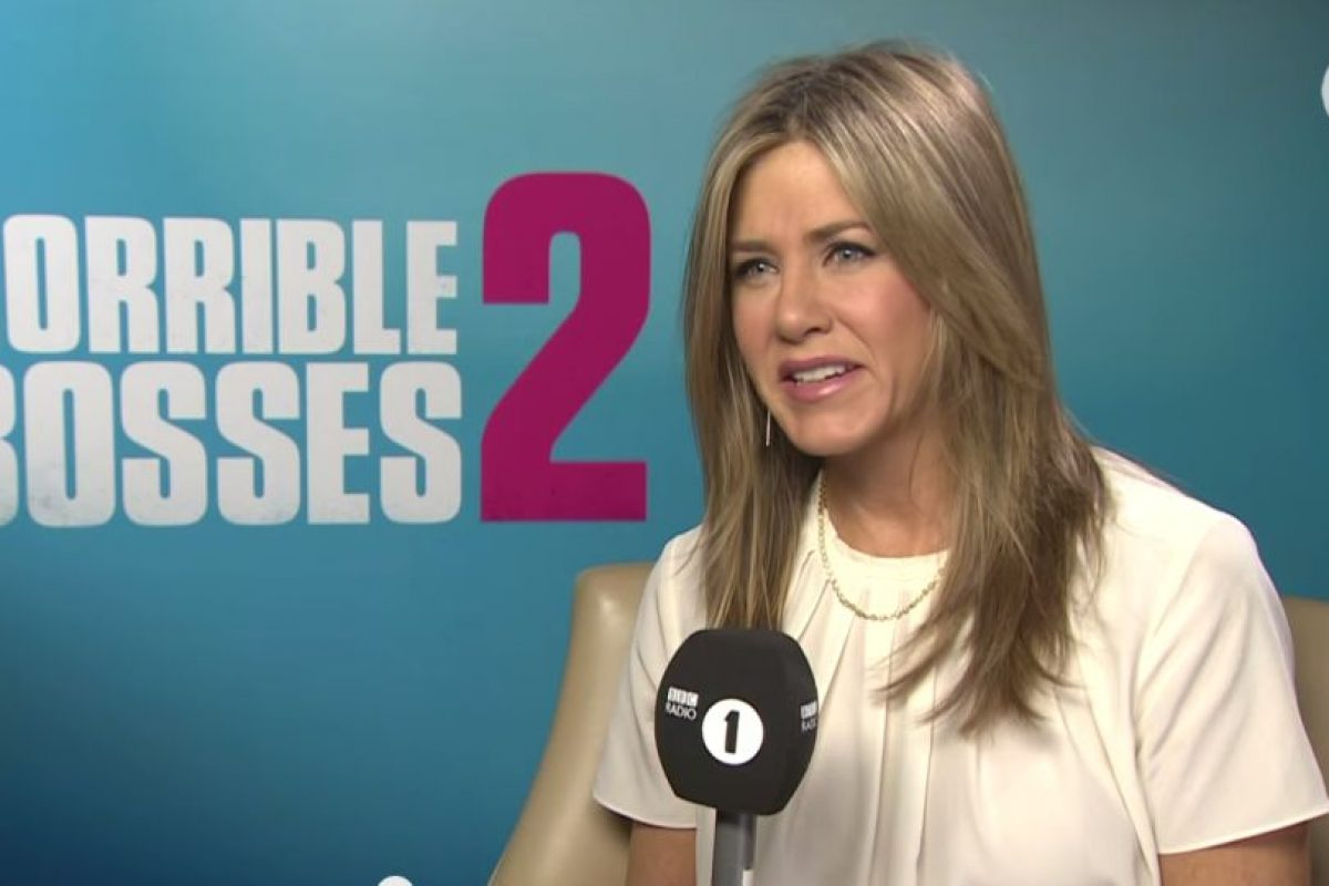 Aniston también disfruta de una exitosa carrera en el cine Foto:BBC Radio 1. Imagen Por:
