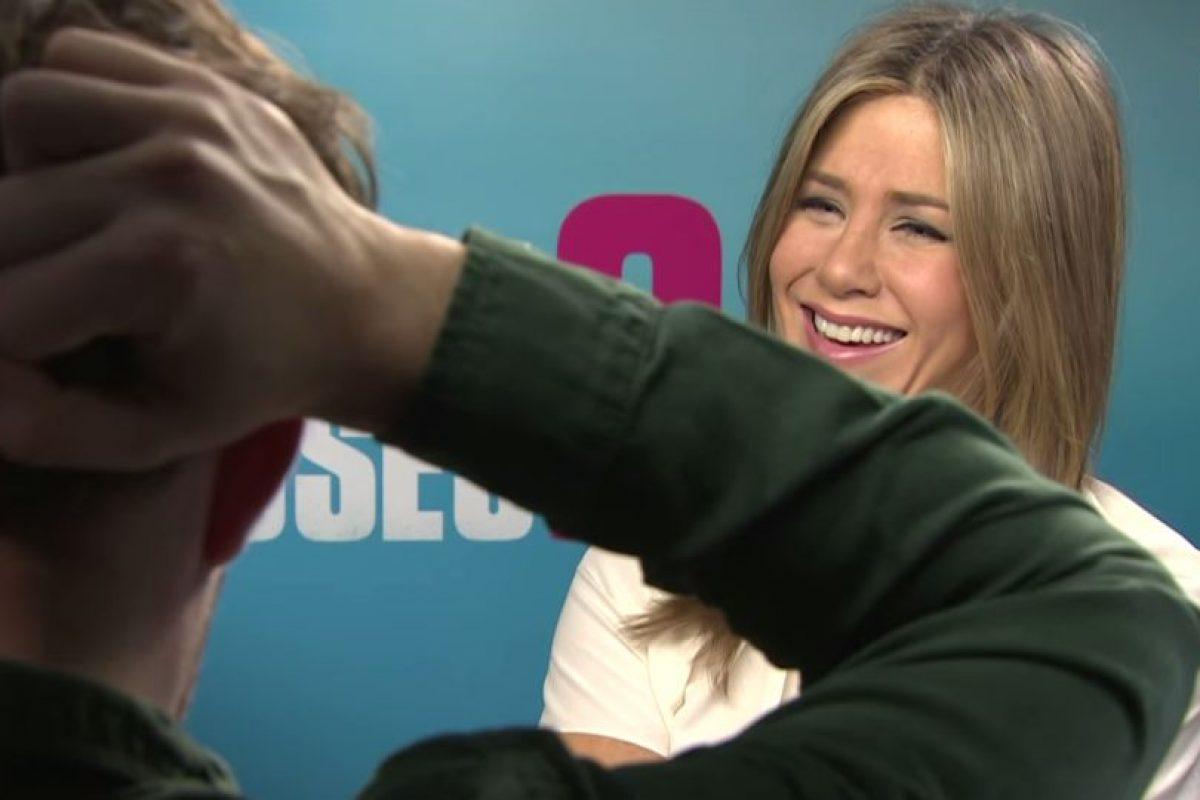 Su nombre completo es Jennifer Joanna Aniston Foto:BBC Radio 1. Imagen Por:
