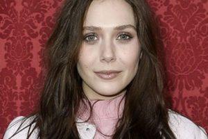 """Elizabeth Olsen cambió su pelo a castaño oscuro para """"Los Vengadores"""" Foto:Getty Images. Imagen Por:"""