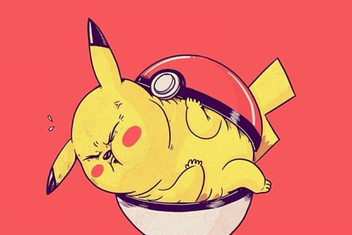 Pikachu Foto:Alex Solis. Imagen Por: