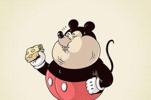 Mickey Mouse Foto:Alex Solis. Imagen Por: