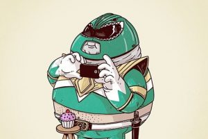 Green Power Ranger Foto:Alex Solis. Imagen Por: