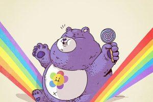 Care Bear Foto:Alex Solis. Imagen Por:
